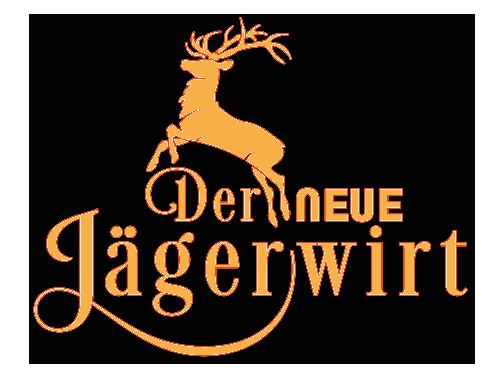 Der neue Jägerwirt Retina Logo
