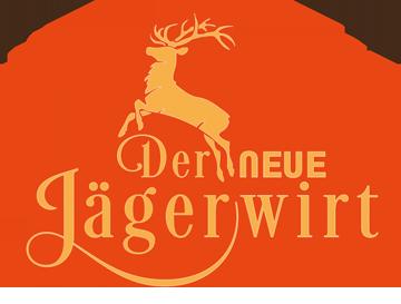 Der neue Jägerwirt Mobile Retina Logo